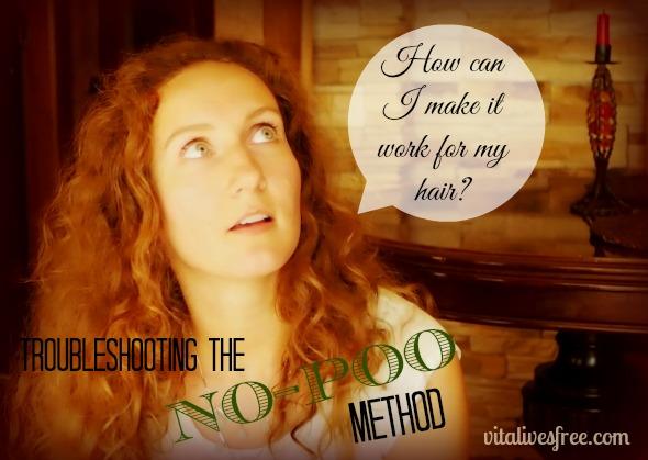 Troubleshooting the No-Poo Method