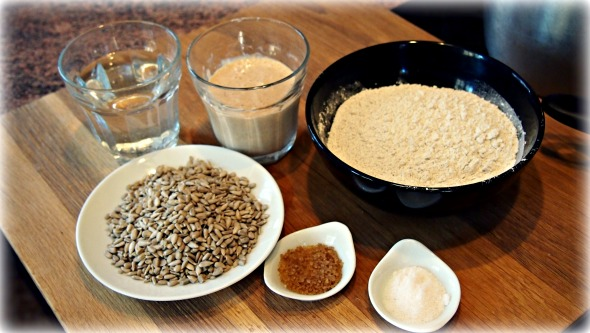 What'll you'll need to make rye sourdough bread