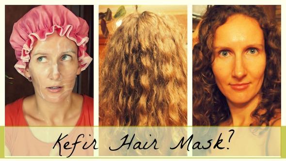 Kefir Hair Mask