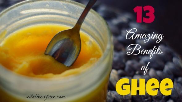 13 Amazing Health Benefits of Ghee + Make It At Home #ayurveda