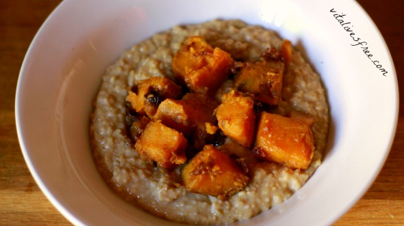5 Wsys To Eat Porridge: Unusual Salty Miso Porridge