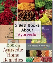 5 best books about ayurveda