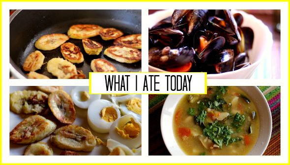 What I Ate Today (gluten-free, almost Paleo, blood sugar balancing)