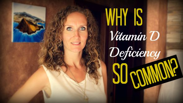 Why Is It So Difficult To Get Enough Vitamin D Naturally From The Sun and Food