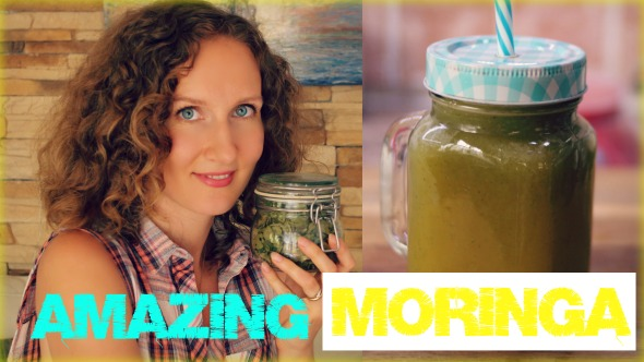 10 Amazing Moringa Health Benefits + Iced Moringa Tea Recipe