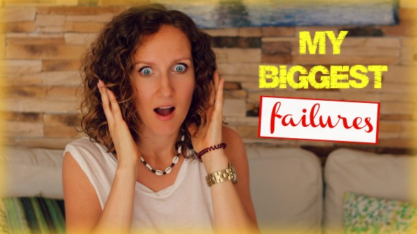 My Greatest Failures – Embarrassing Confessions About Things I Did But Don't Regret