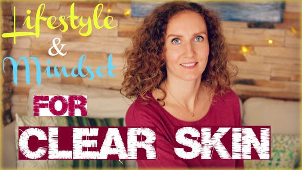 How To Get Rid of Acne - Lifestyle & Mindset Tips Based on Ayurveda Wisdom | vitalivesfree.com