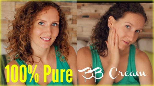 100% Pure BB Cream Review (+ Demo) | My New Holy Grail Face Product?