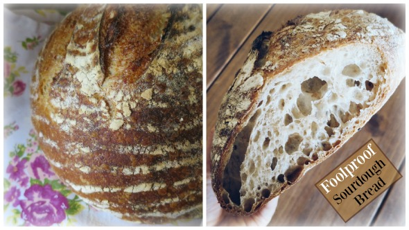 Foolproof Sourdough Bread Recipe – An Easier Way To Make Bread At Home