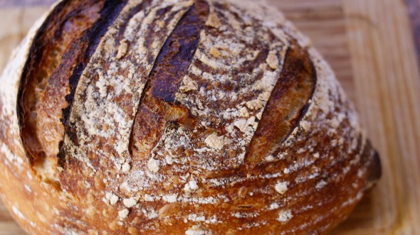 Foolproof Sourdough Bread Recipe - An Easier Way To Make Bread At Home