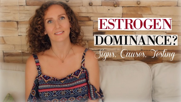 Signs of Estrogen Dominance, What Causes It, and How to Test - Hormonal Balance #1
