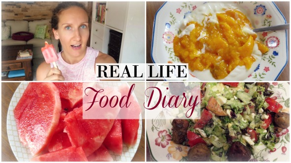 What I Eat in a Day #19 – The Most Real Life Food Diary Ever