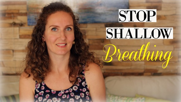 How To Stop Shallow Breathing with One Simple Exercise