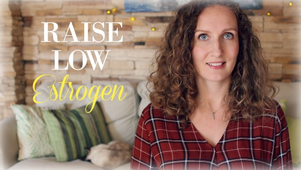 How To Raise Low Estrogen Levels Naturally