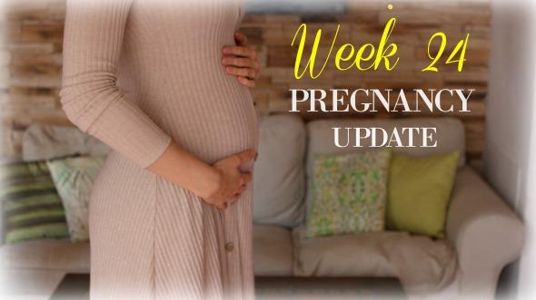 Week 24 Pregnancy Update (First Baby) - We Know the Gender!