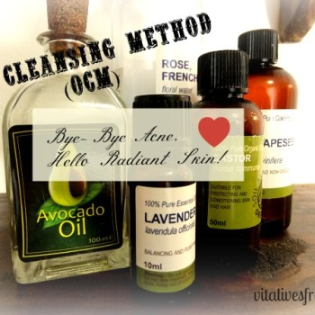 The Oil Cleansing Method (OCM) - Bye Bye Acne, Hello Radiant Skin