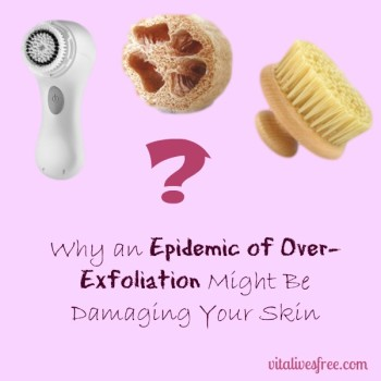 Why an epidemic of over-exfoliation might damage your skin